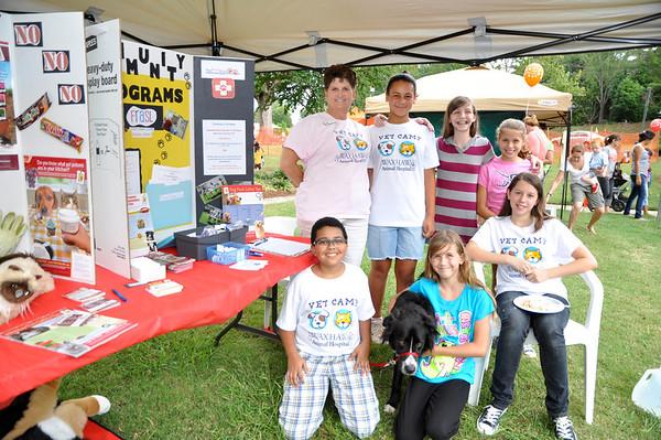 Fido's Fall Fun Fest at Waxhaw Animal Hospital