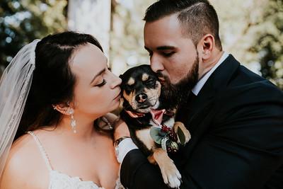 Jenna & Seth Wedding Day