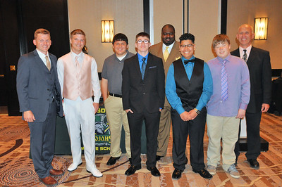 Middle School of Year Truesdell Awards Banquet May 5, 2017