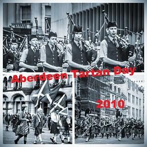The 2010 Aberdeen Tartan Day