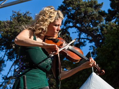 Natalie MacMaster & Donnell Leahy: Hardly Strictly Bluegrass 2009