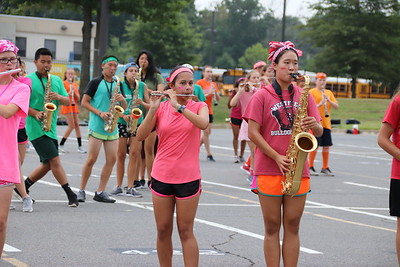 2018-08-17 Band Camp - Color Day