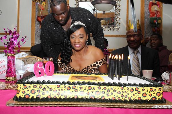 Emily 60th Birthday Celebration