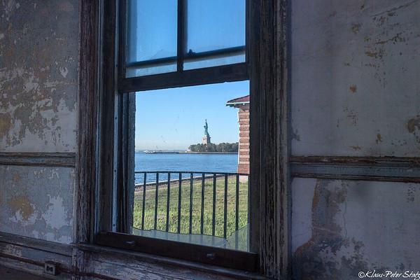 Ellis Island - South Side