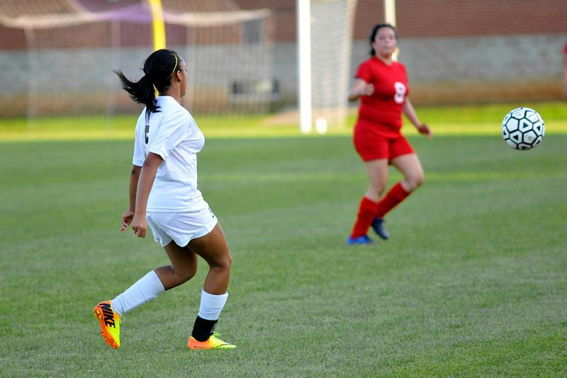 4 3 14 Girls Varsity Soccer