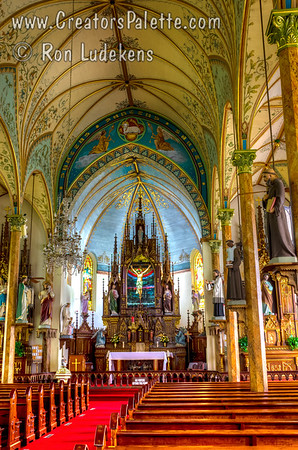 St. Mary Roman Catholic Church - Schulenburg, Texas