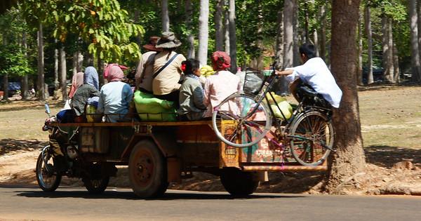 Angkor Details I