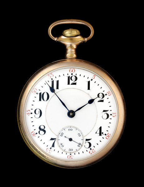 Antique Gold Pocketwatch