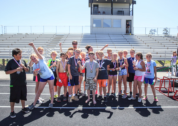 2018 5 th Grade Triathlon