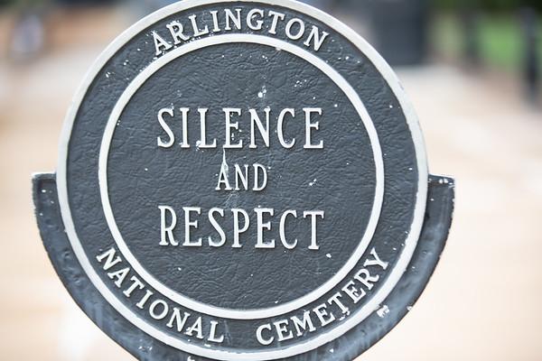 Arlington Cemetery and Women's Museum Sept 2019