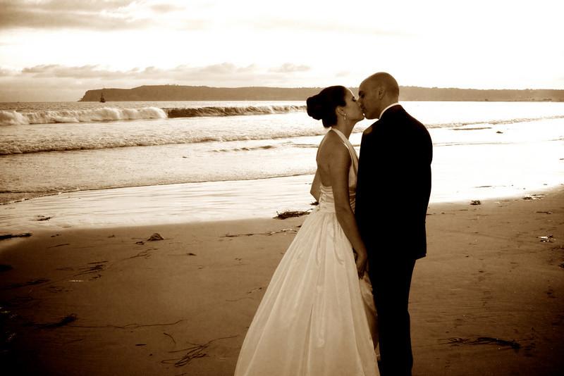 Mark and Shannon Wedding - San Diego, CA