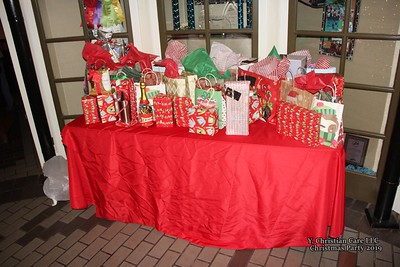 12/20/19 Y. Christian Care Christmas Party