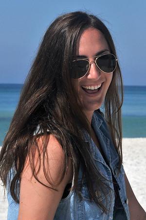 Lauren Ryan - 10 11 15 Carillon Beach