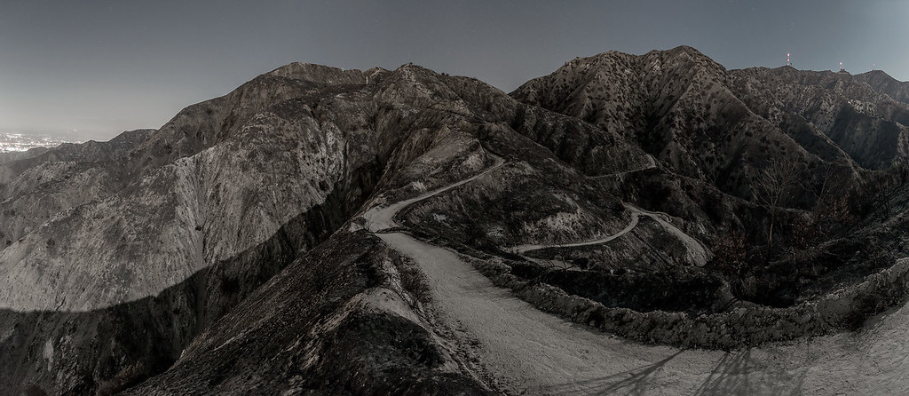 La Tuna Canyon Post Fire