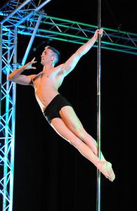 Mr Pole Dance UK 2013