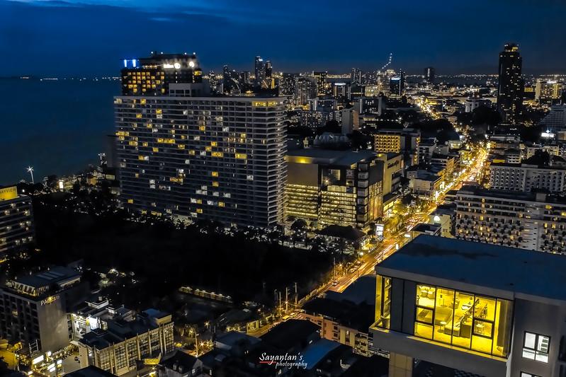 Pattaya City..