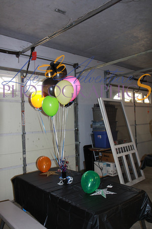 October 15: Lynn's 50th Birthday Party