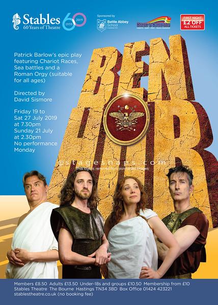 BEN HUR (July)
