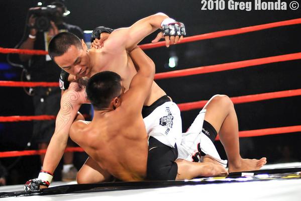 Jay Bolos vs Nui Wheeler