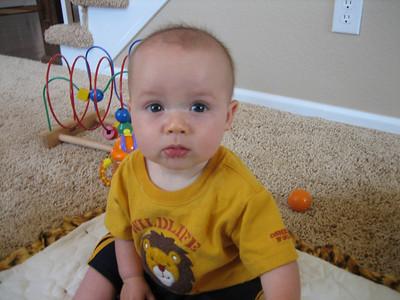 Caleb 6-9 Months
