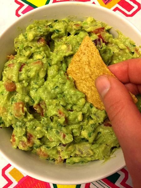 Vegan Mexican recipes - Easy Guacamole