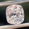 2.03ct Antique Cushion Cut Diamond GIA G SI1 11