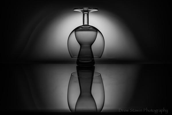 Still Life - 2019.08.06 Glass Tequilla