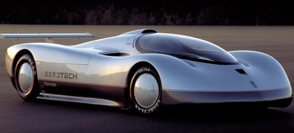 """Aerodynamic"" concept cars & Prototypes"