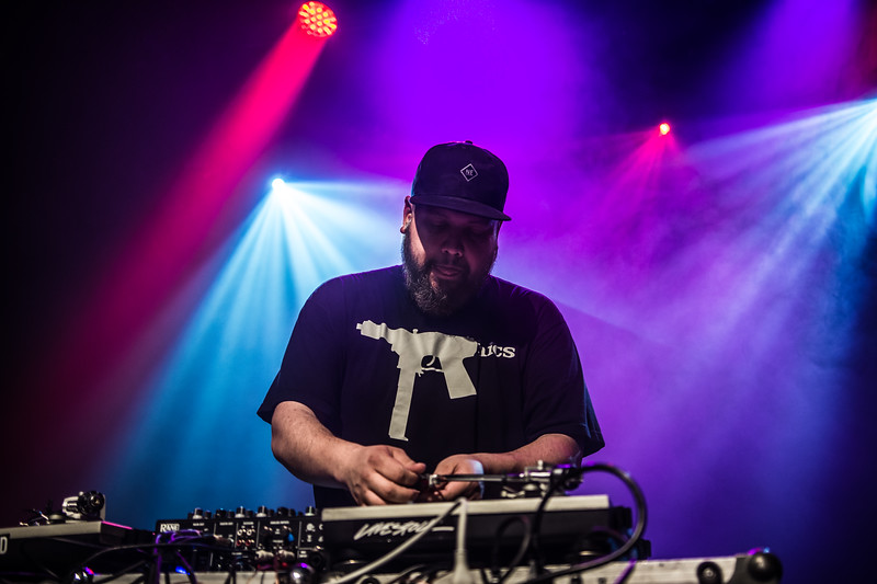 DJ Shub @ The Commodore Ballroom