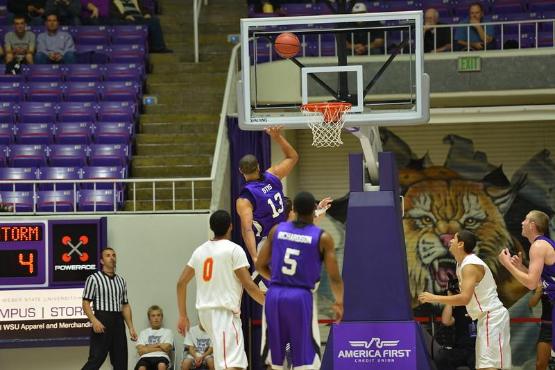 Weber State University Basketball and Arizona Christian