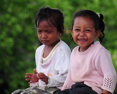 Children of Lamanggau Wakatobi Indonesia
