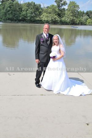 The Mitchum Wedding