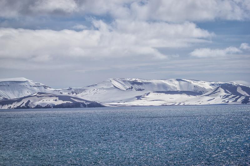 Deception Island, South Shetland Islands
