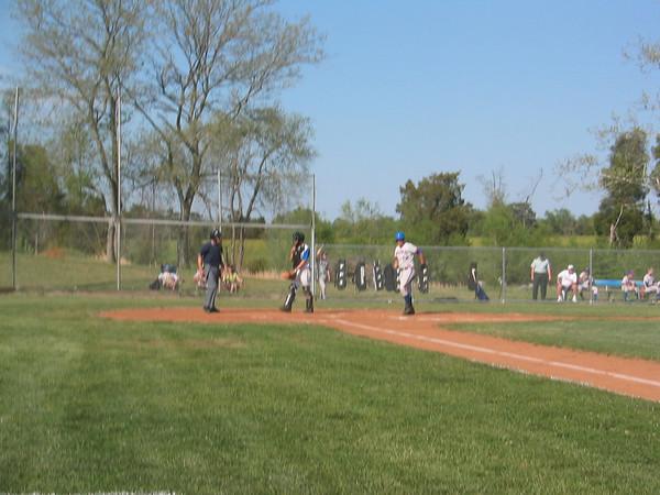 Baseball: FUMA vs. Goochland