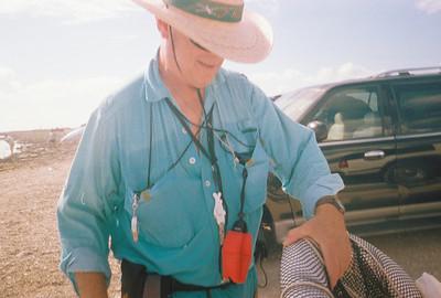 Joseph Fishing