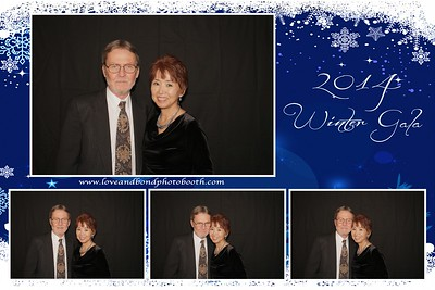 United Airline Winter Gala