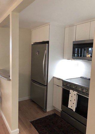 Kitchen transformation through consultation - September 13, 2019