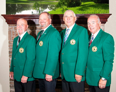 2017 Green Jacket