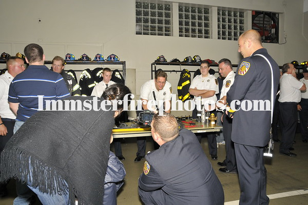 LEVITTOWN FD FIRE PREVENTION 2011