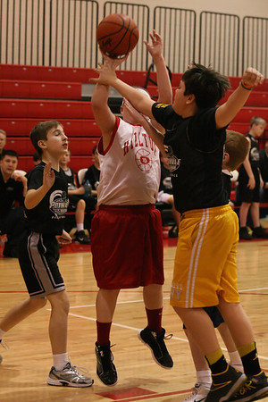 Hilltop 5th and 6th Grade Tournament