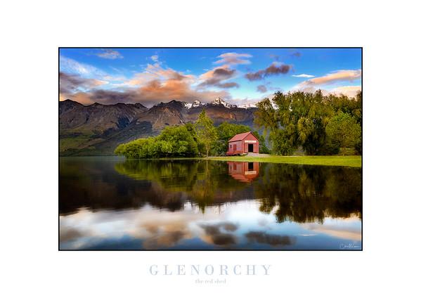 Glenorchy Fine Art Prints