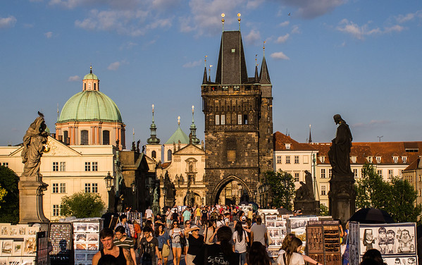 Prague, July 2013