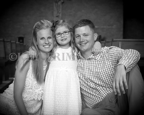 Brent Alyssa Gracie Wedding