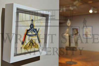 13697 40th season of Alumni Artwork in the Stein Galleries 5-22-14