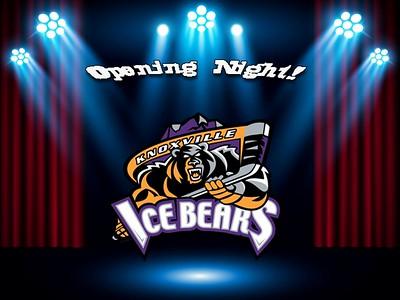 Ice Bears (1) v Evansville (2) 10-18-19 Opening Night