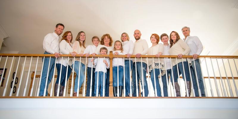 JAN HARRIMAN TAYLOR FAMILY