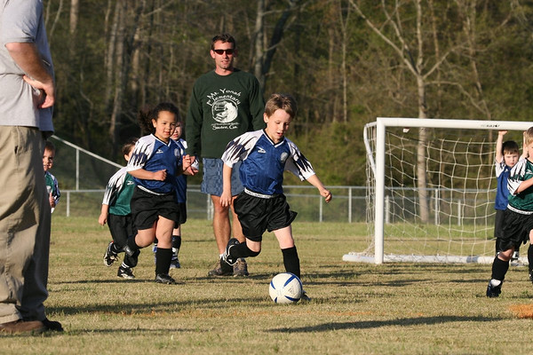 April 17, '07: Cleveland Youth Soccer