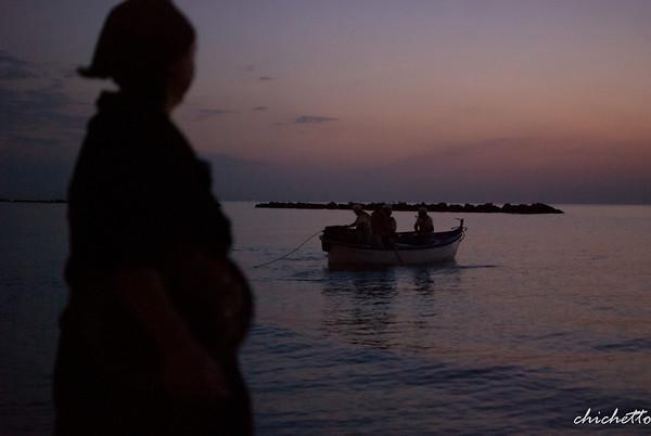 Net fishing - Pesca alla sciapica