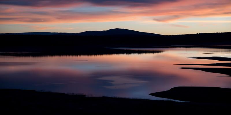 Serenity, Heron Lake