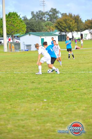 BU16 White - Fusion FC Black - Cutler Ridge Fury Boys White